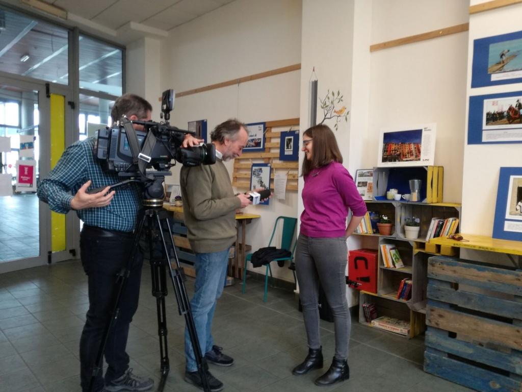 Intervista a Elena,  giovane volontaria