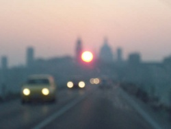 Come un tramonto d'inverno