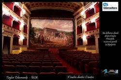 Taylor Toborowski - l teatro dentro il teatro
