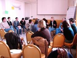 2008 volontari al lavoro