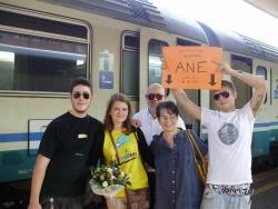 Ane e la sua famiglia