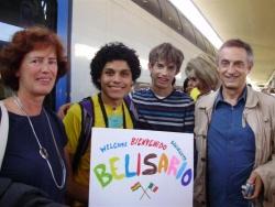 Belisario e la sua famiglia