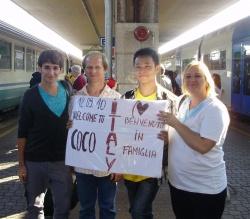 Coco e la sua famiglia