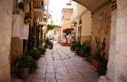 Kristi dagli Stati Uniti a Lecce