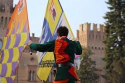 Josè - Sbandierare, una tradizione Astigiana che anima la città