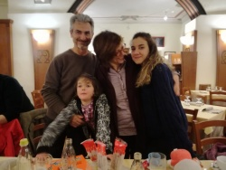 Victoria e tutta la famiglia